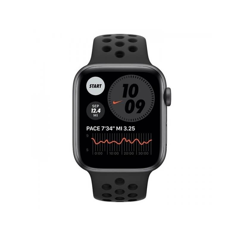 Apple Watch Nike Series 6 (44mm) Uzay Grisi Alüminyum Kasa ve Nike Spor Kordon Fiyatı ve Özellikleri