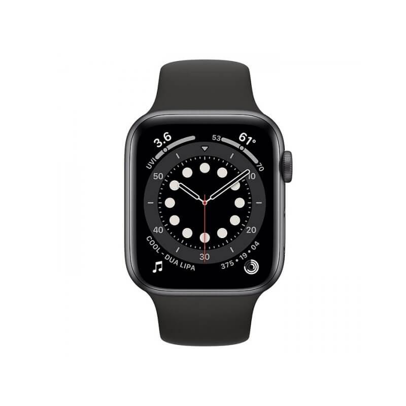 Apple Watch Series 6 (44mm) Uzay Grisi Alüminyum Kasa ve Spor Kordon fiyatı ve Özellikleri