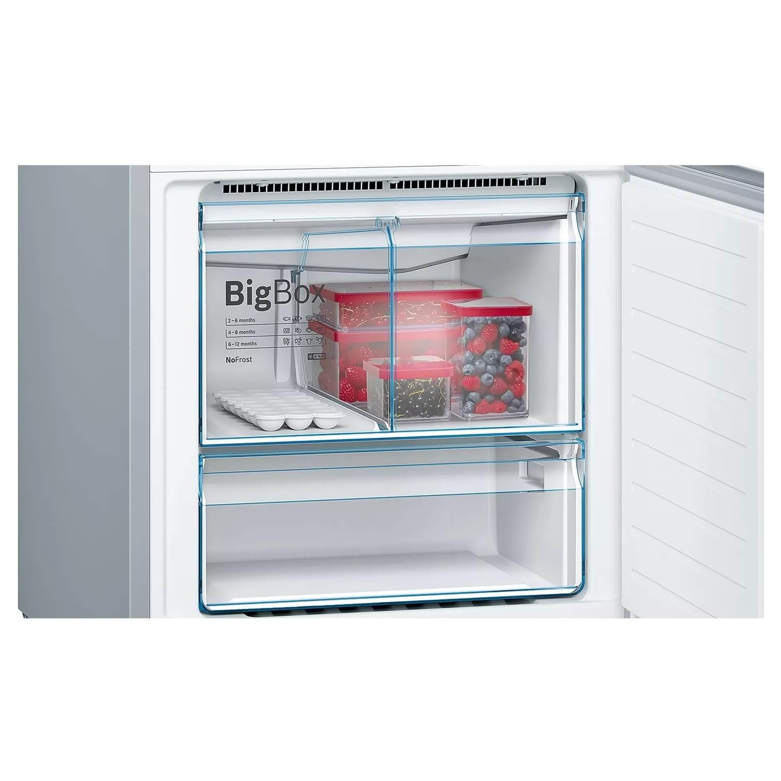 Bosch KGN56LWF0N buzdolabi