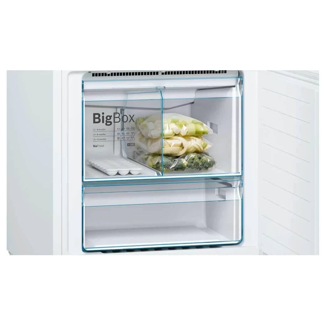 Bosch KGN56UWF0N buzdolabi