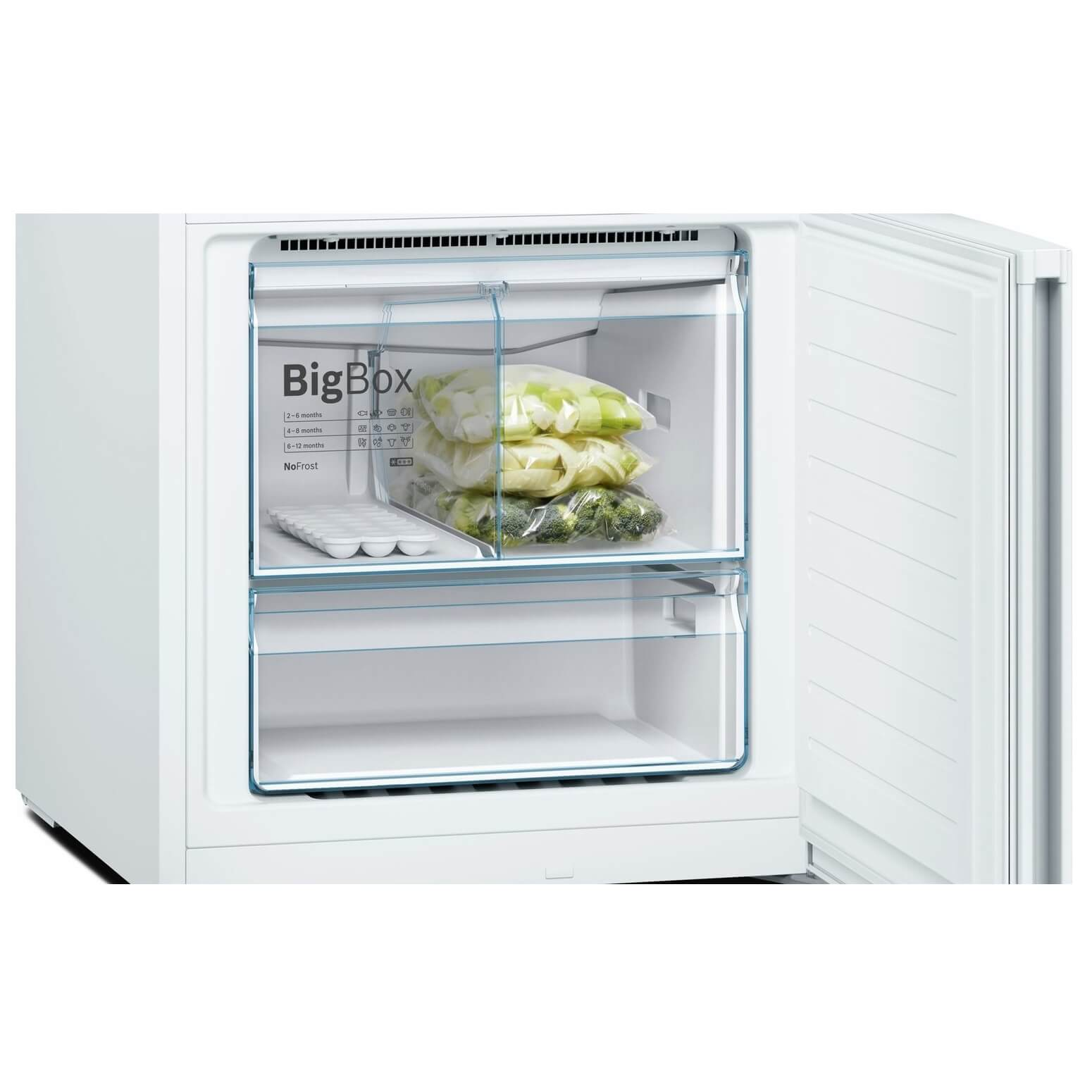 Bosch KGN56VW30N buzdolabi