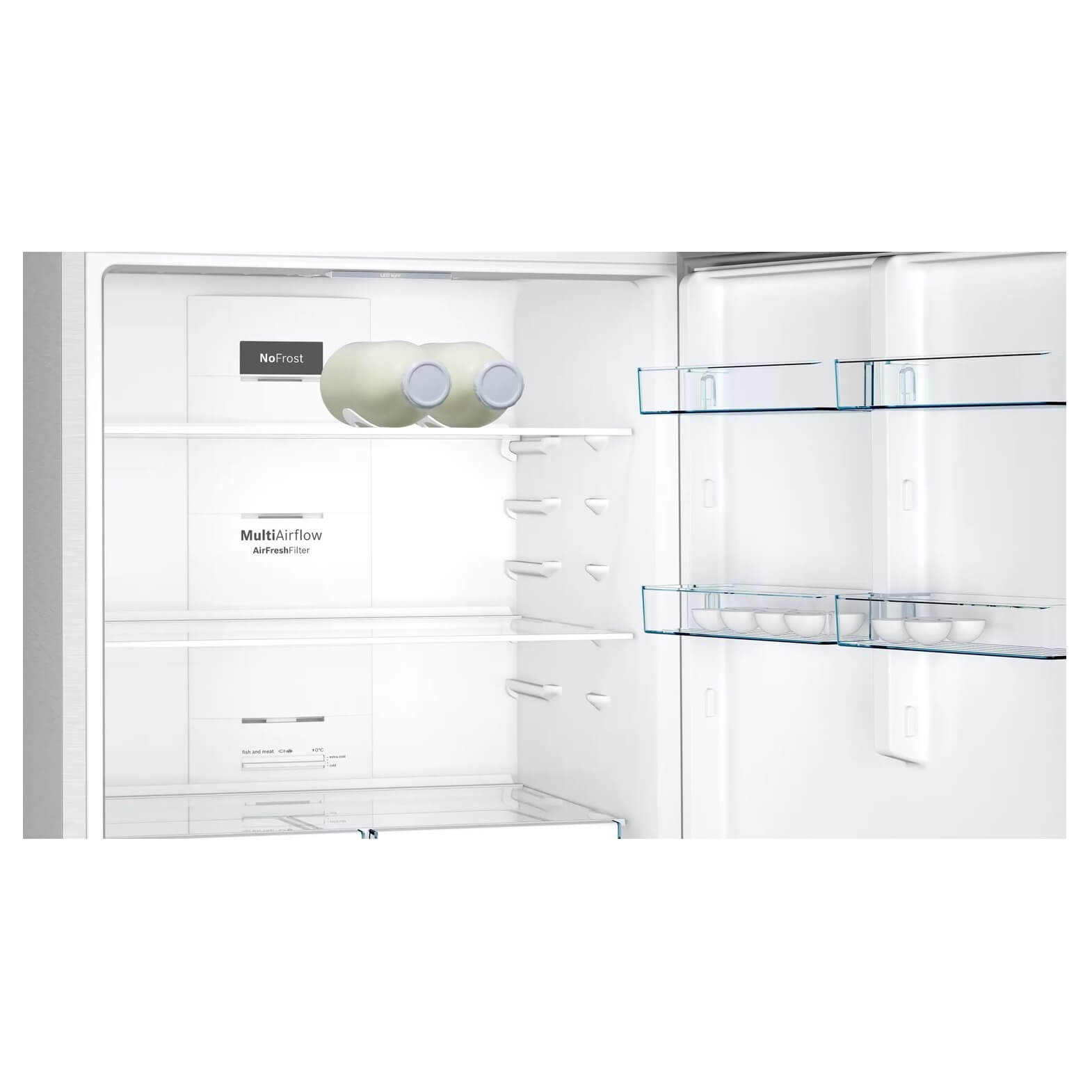 Bosch KGN76VIF0N buzdolabi