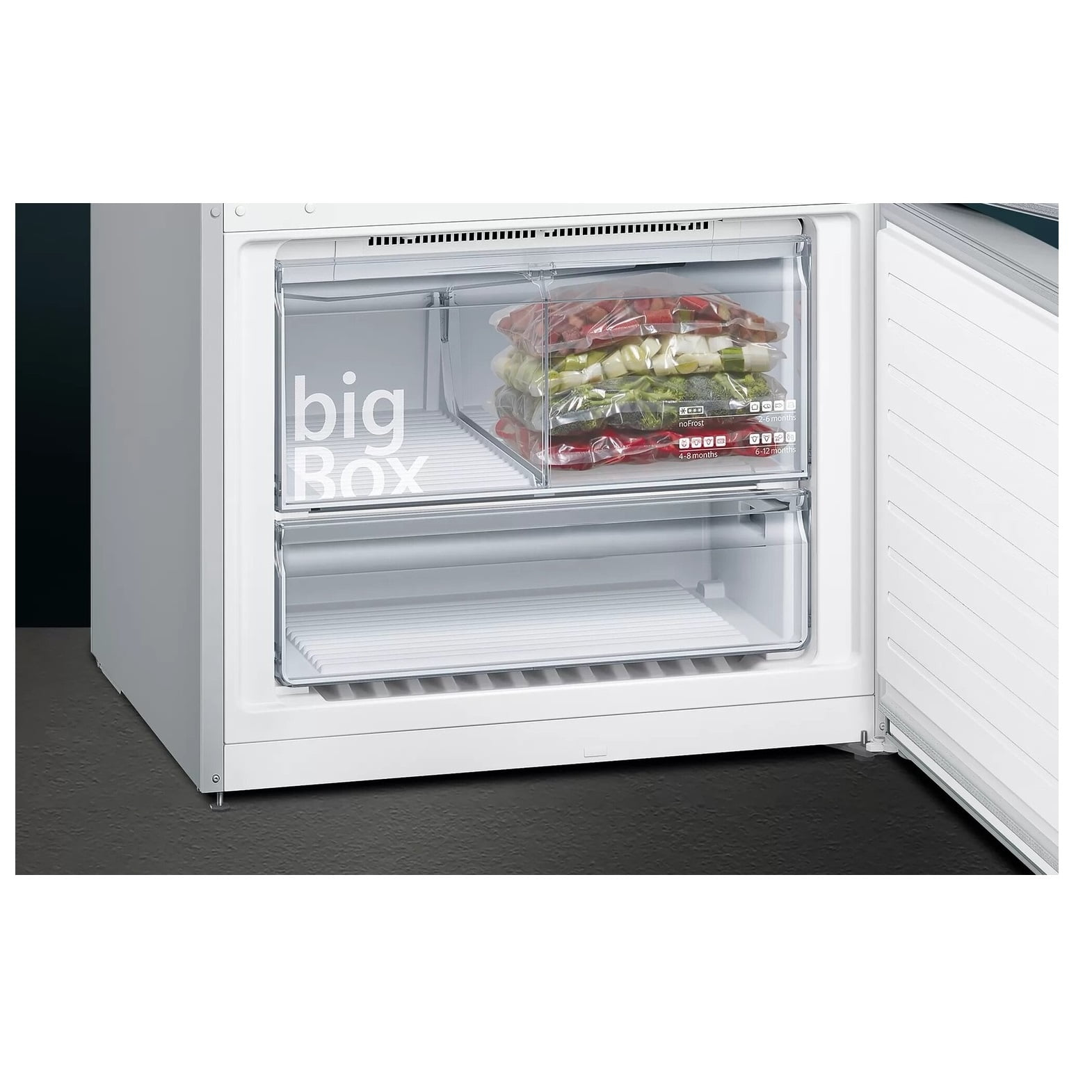 Siemens KG86NAIF0N buzdolabi