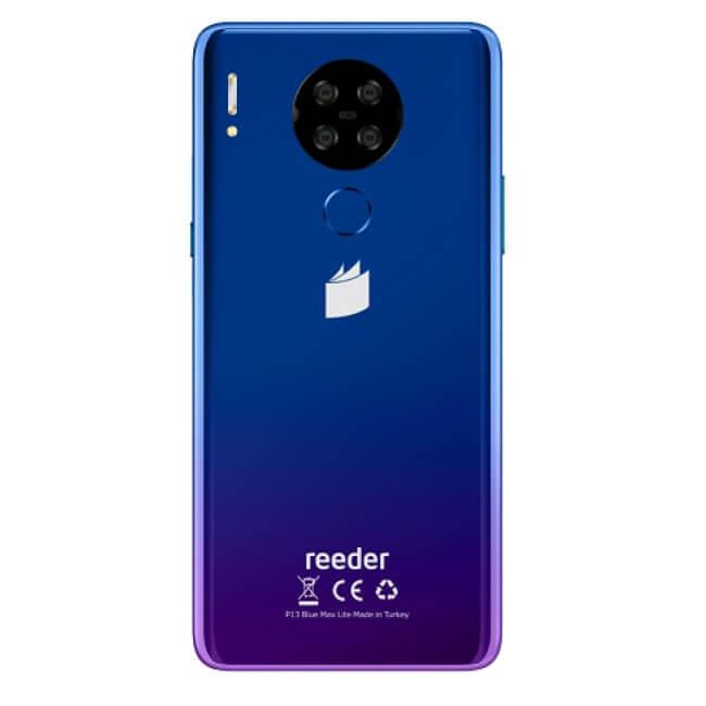 Reeder P13 Blue Max Lite