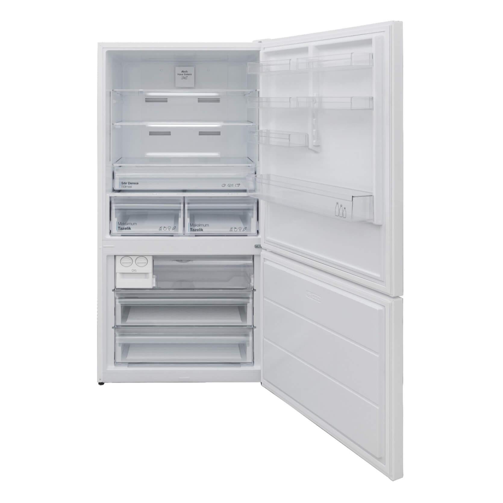 Regal NFK 6421 buzdolabi