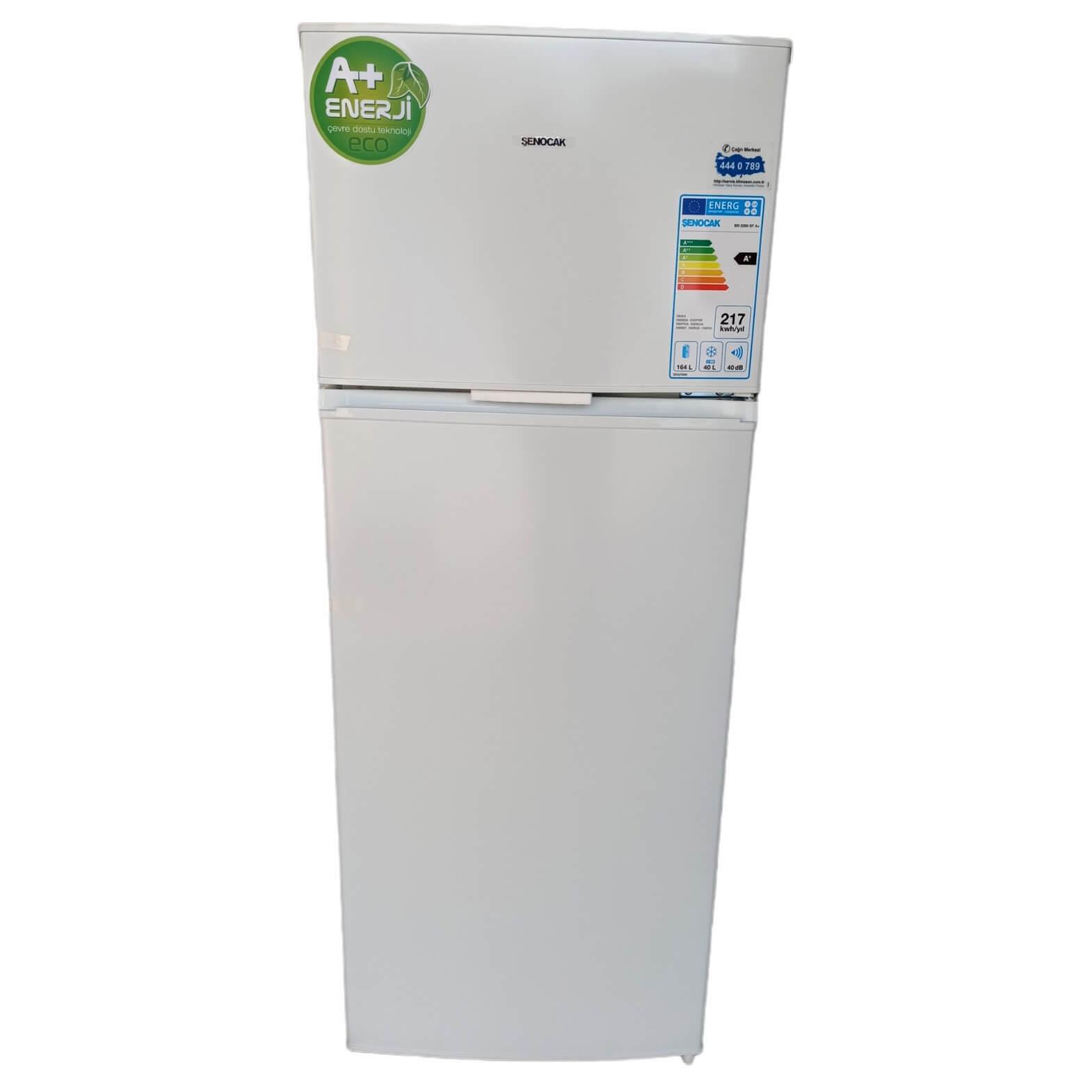 Şenocak BD 2280 ST A+ buzdolabi