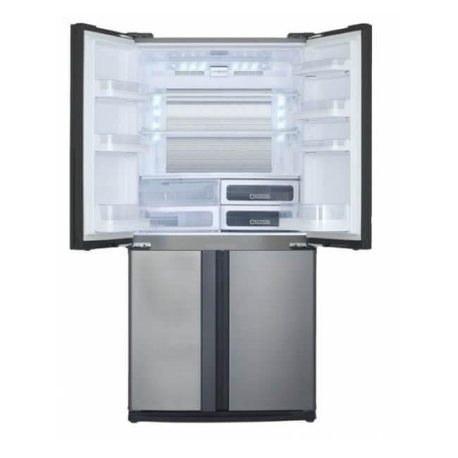 Sharp SJ-EX820F-SL buzdolabi