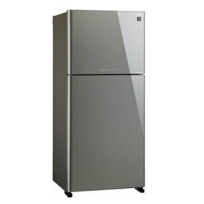 Sharp SJ-XG690G-SL buzdolabi