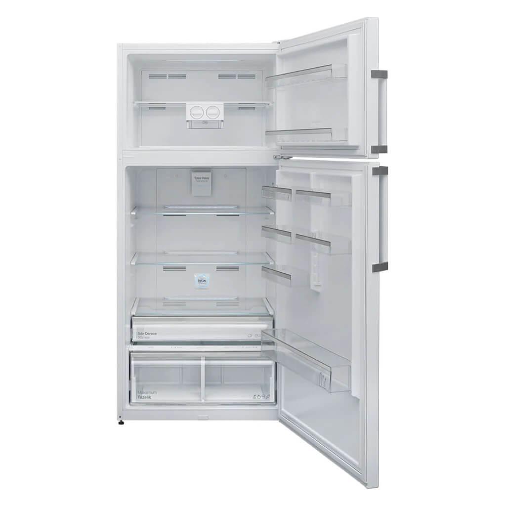 Vestel NF640 E A++ ION buzdolabi