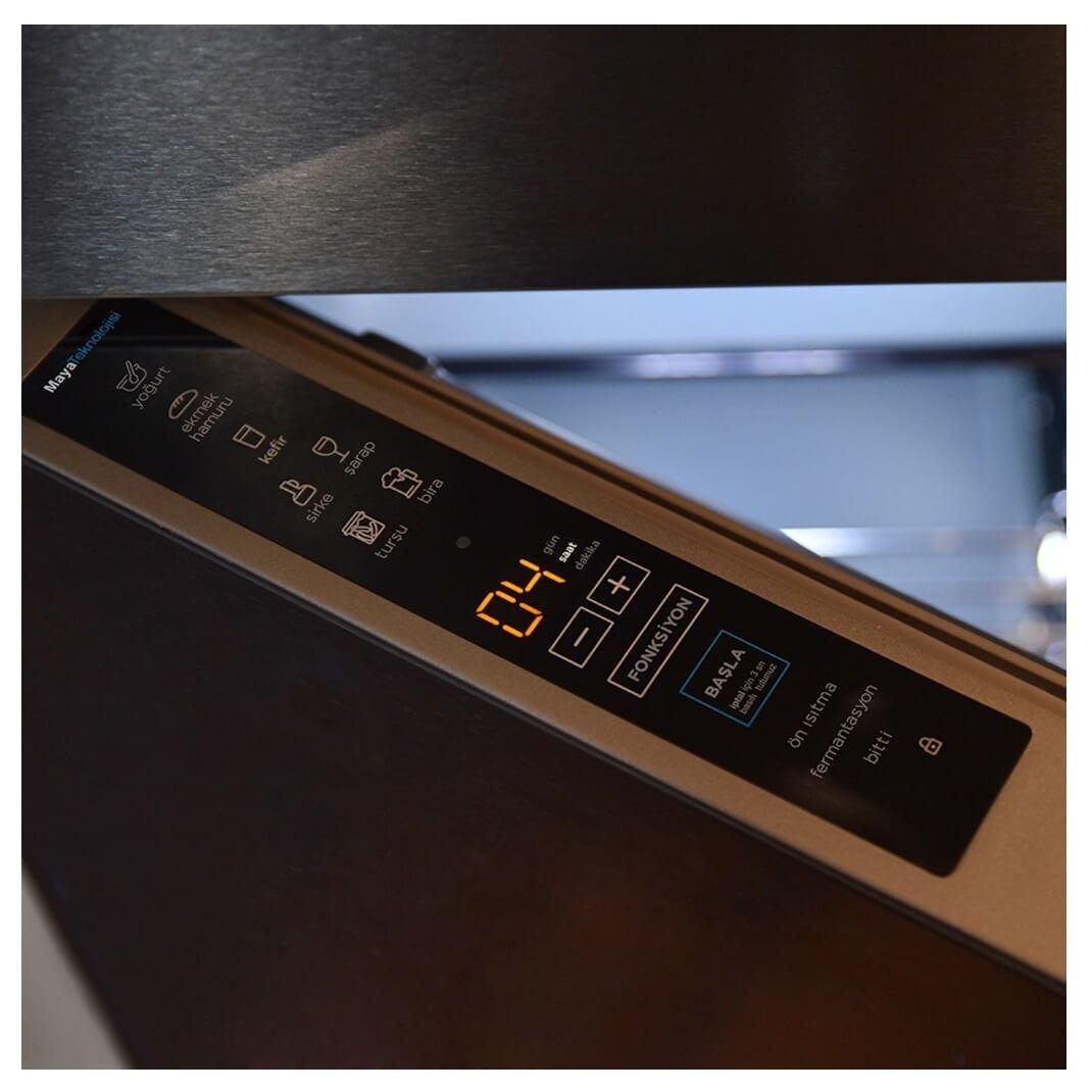 Vestel PUZZLE NF6551 EX buzdolabi