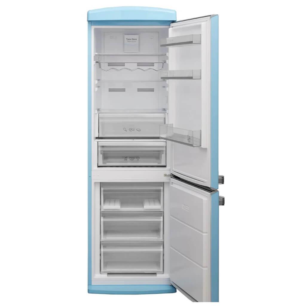Vestel RETRO NFK3501 buzdolabi