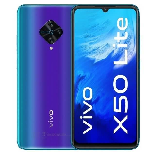 Vivo X50 Lite