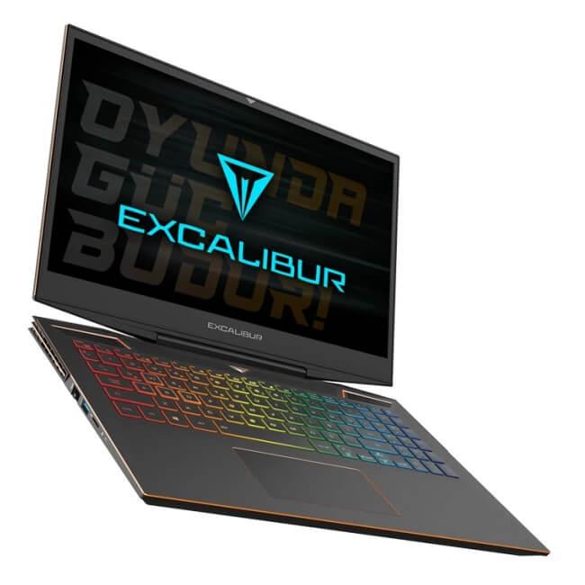 Casper Excalibur G900.1075-B160X Notebook