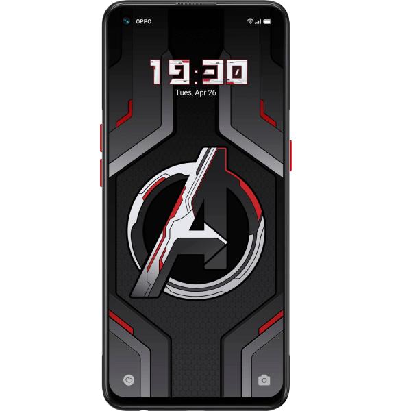 Oppo Reno5 Marvel Edition Akıllı Telefon