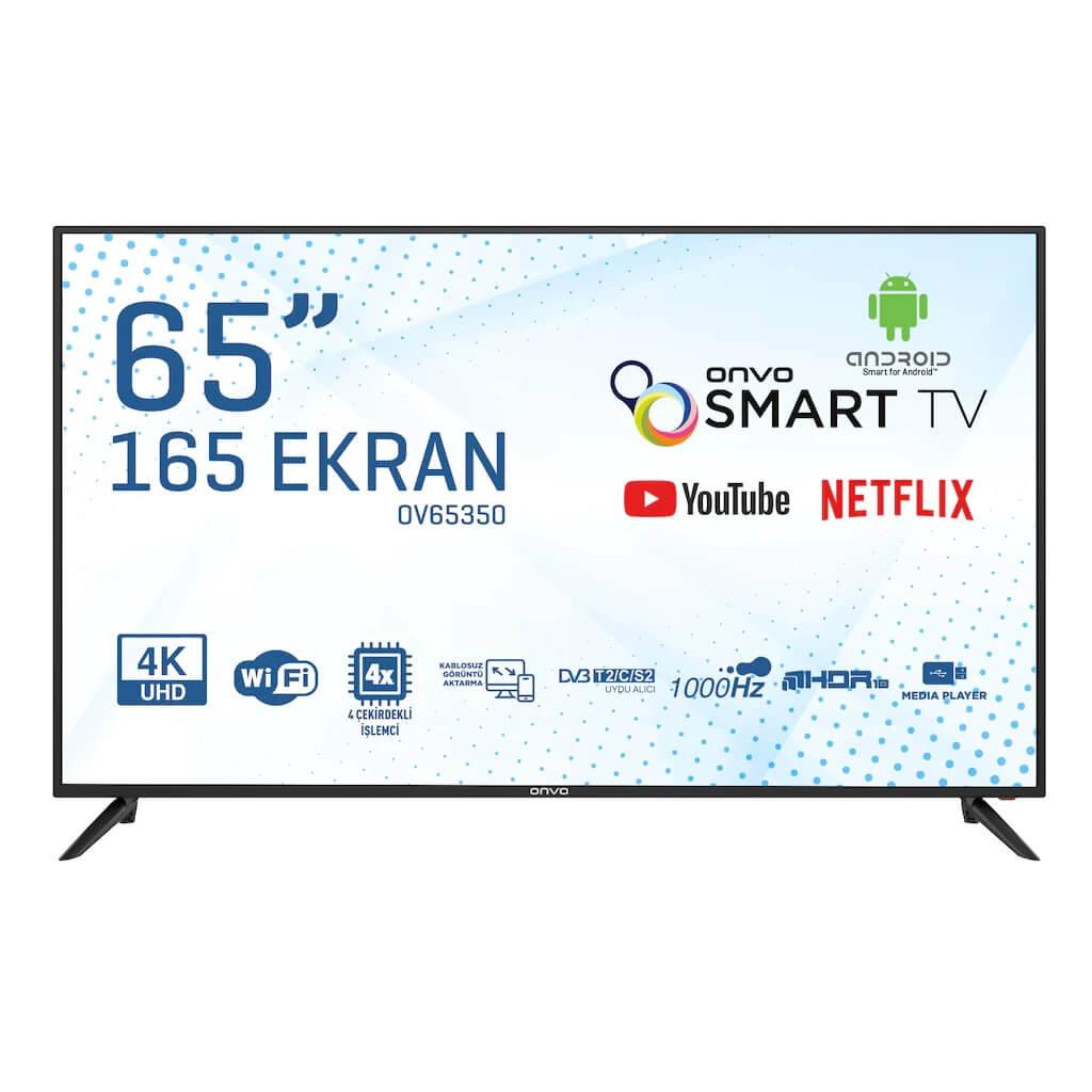 Onvo OV65350 Ultra HD (4K) TV
