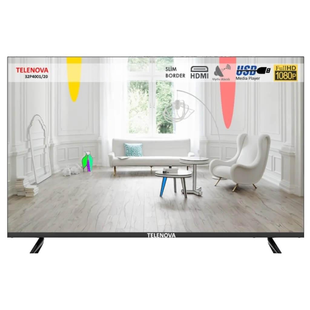 Telenova 32P4001 Full HD (FHD) TV